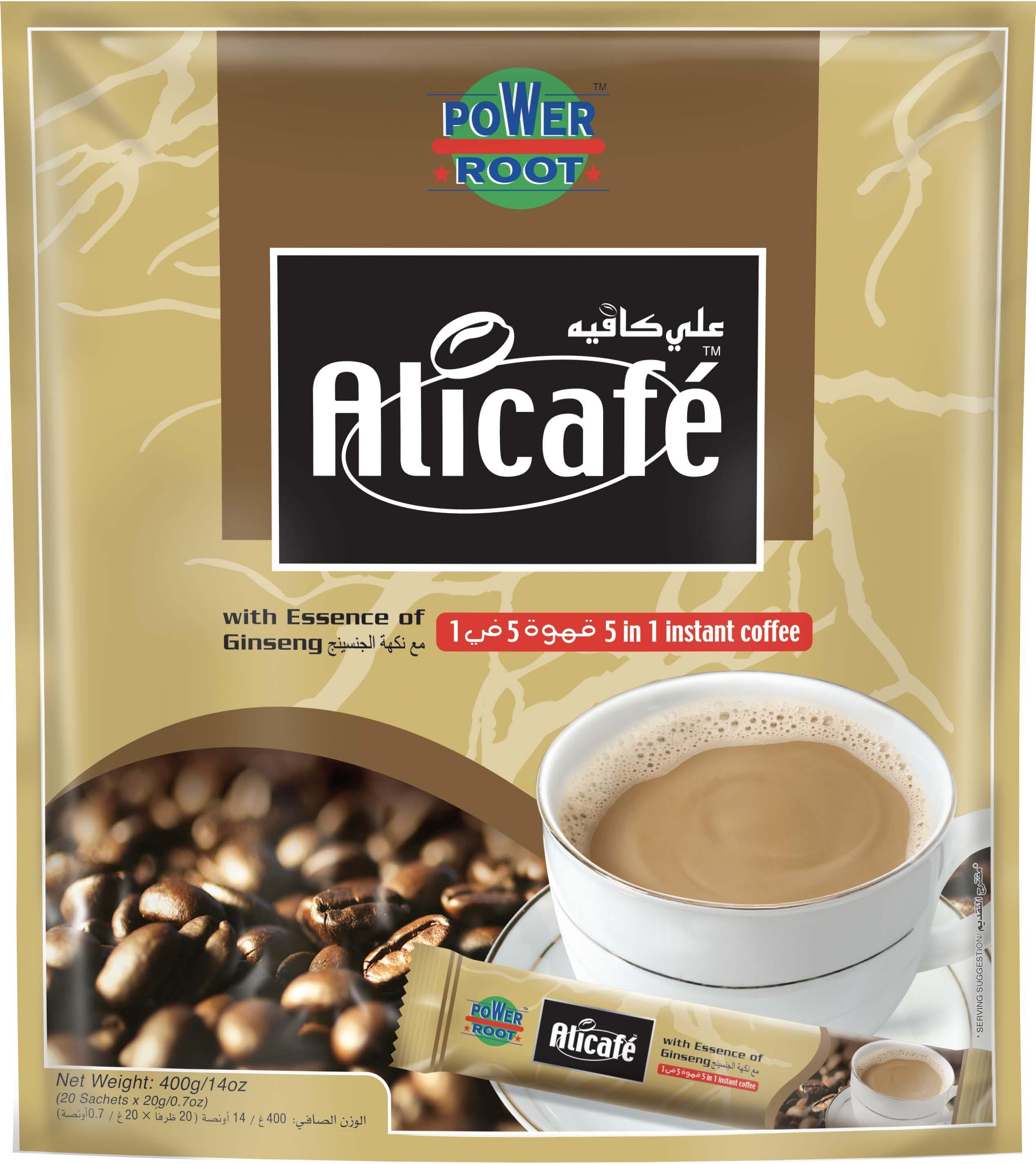 Alicafé 5in1 Essence of Ginseng
