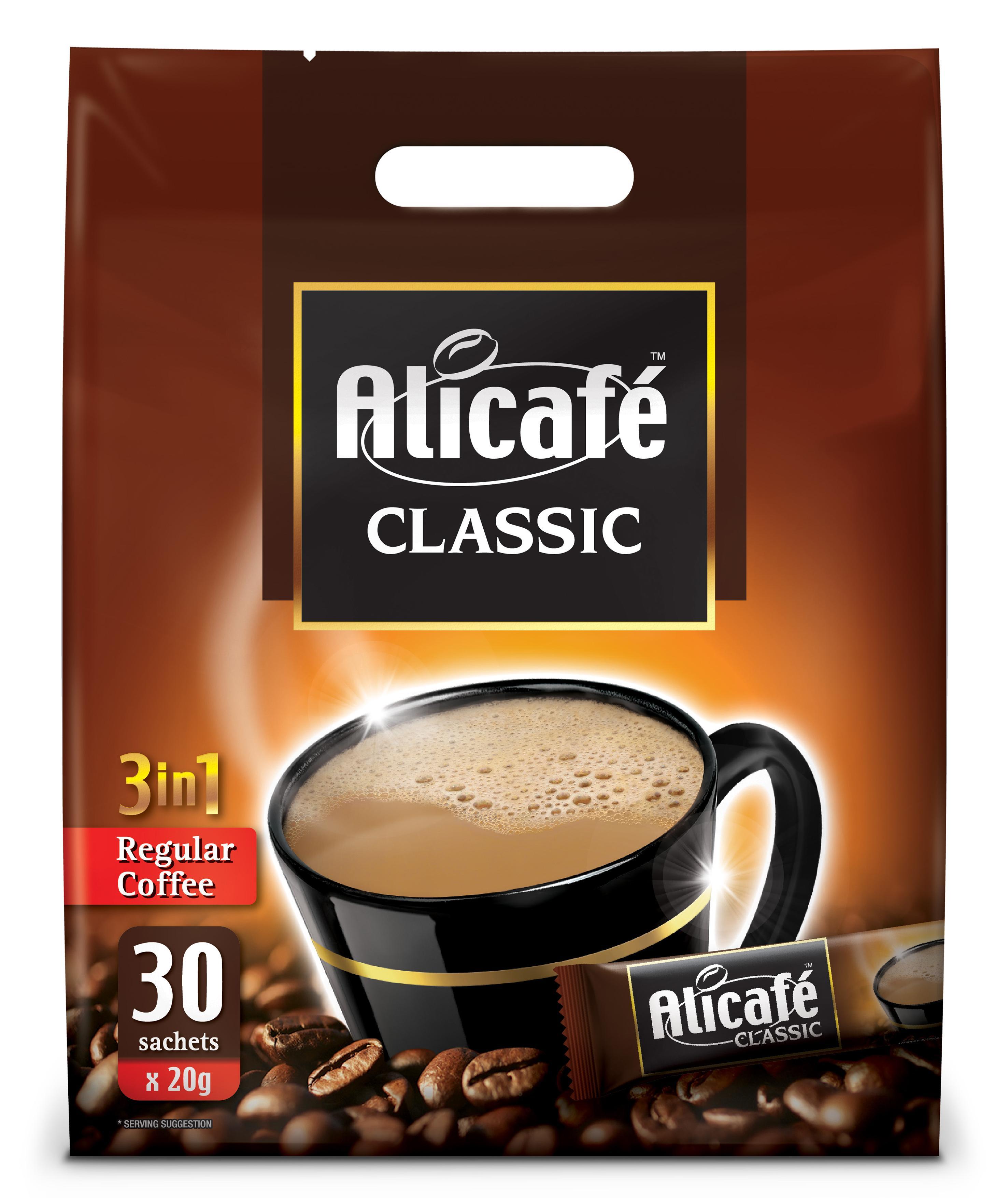 Alicafé Classic 3in1