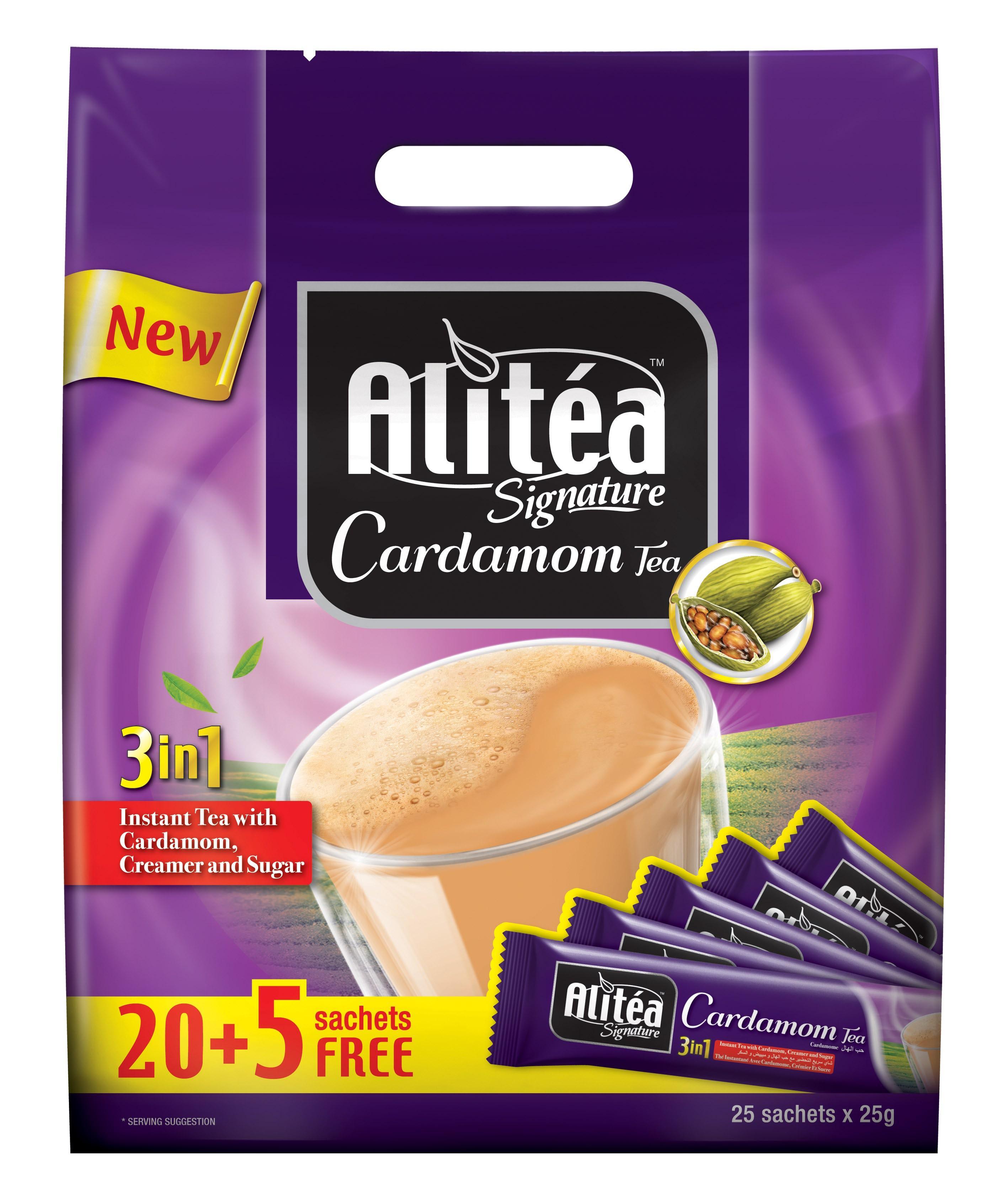 Alitéa Signature Cardamom Tea