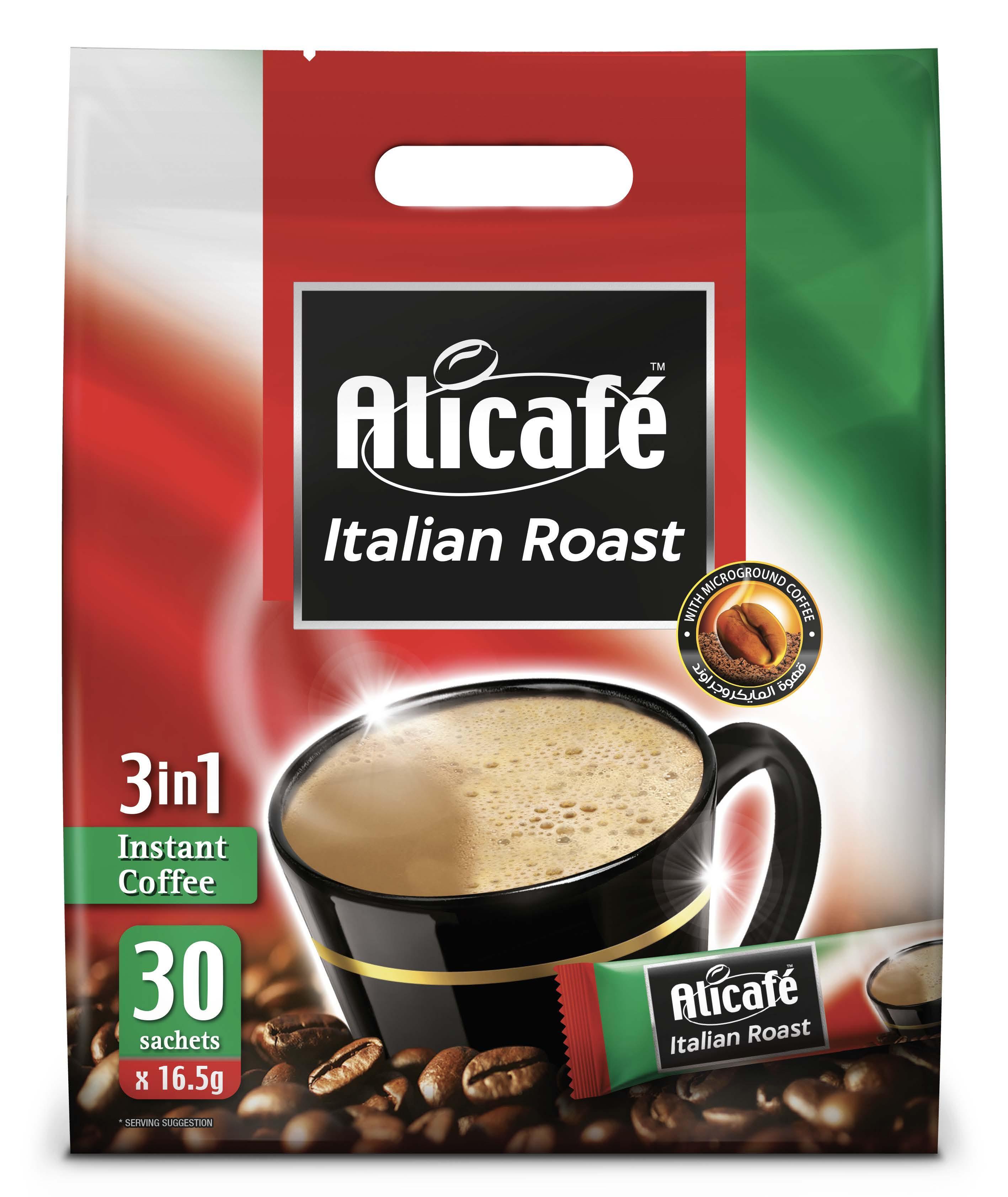Alicafé Italian Roast 3in1