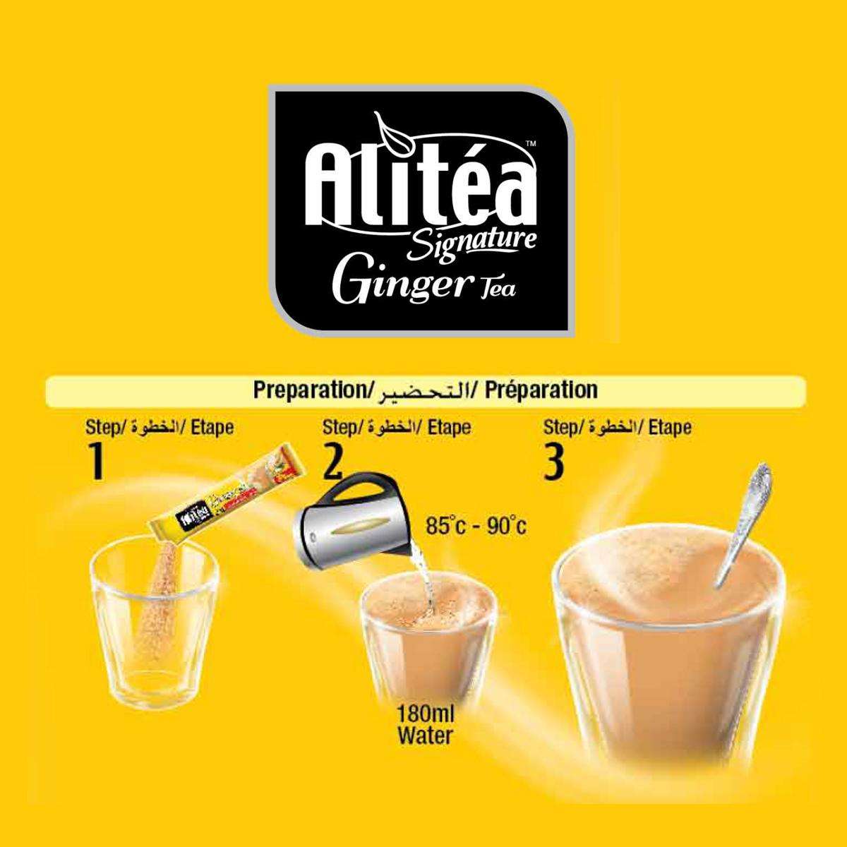 Alitéa Signature Ginger Tea